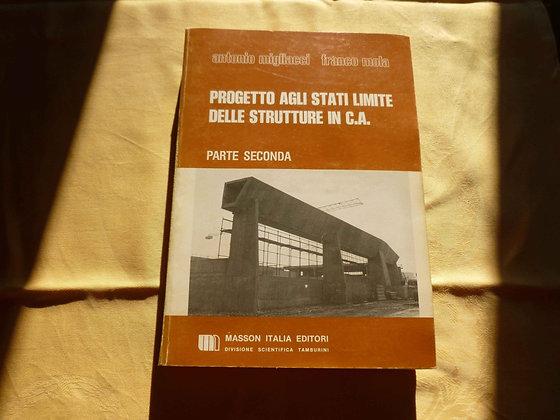 Migliacci, Mola - Progetto agli stati limite delle strutture in c.a. - p2 - 1985