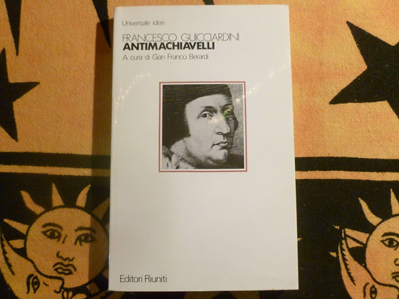 Gian Franco Berardi - Antimacchiavelli - 1984