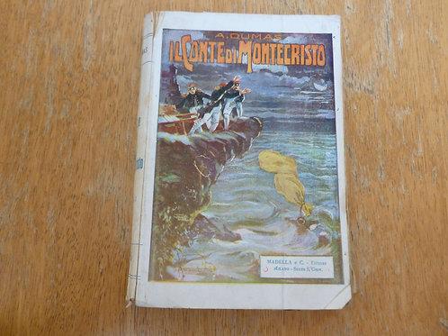 A. Dumas - Il Conte di Montecristo - 1931 - Vol 1 - 2 - 3