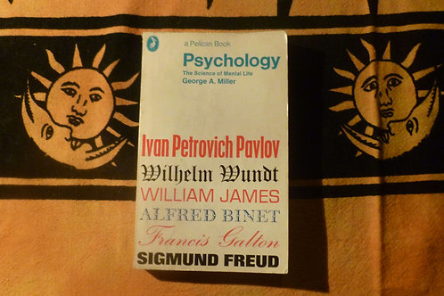 G. A. Miller - Psychology - 1973