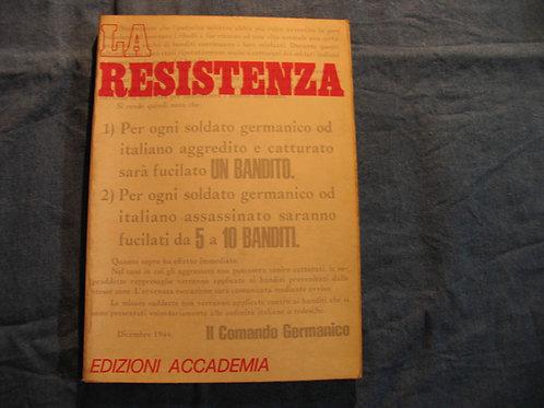 Umberto Magrini - La Resistenza - 1971