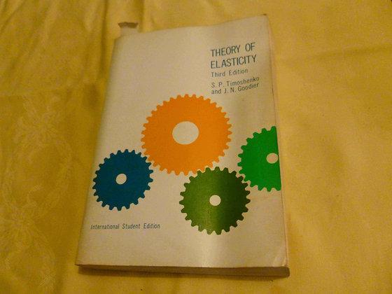 S.P. Timoshenko - J.N. Goodier - Theory of Elasticity - 1984