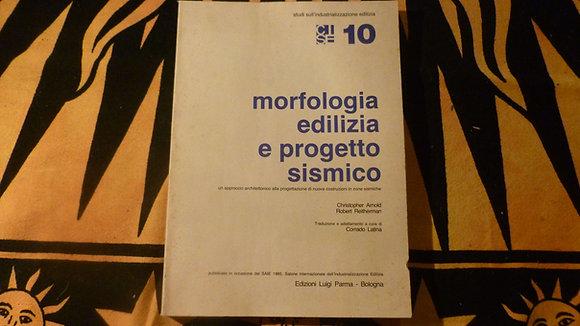 C. Arnold - R. Reitherman - Morfologia edilizia eprogetto sismico - 1985