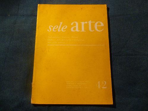 Carlo Ragghianti - Selearte - anno VII n°42 - 1959
