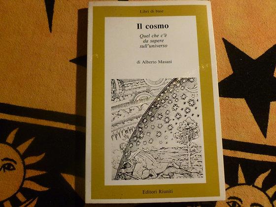 Alberto Masani - Il cosmo - 1984