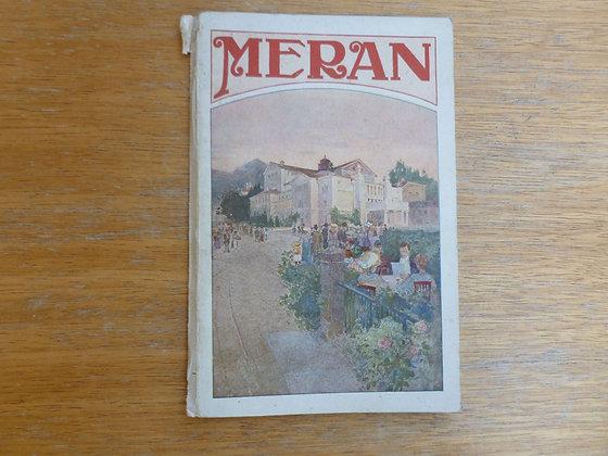 Guida illustrata della stazione climatica Meran - 1920