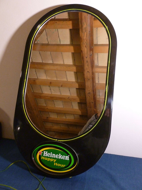 Lavagnetta a specchio happy hour Heineken