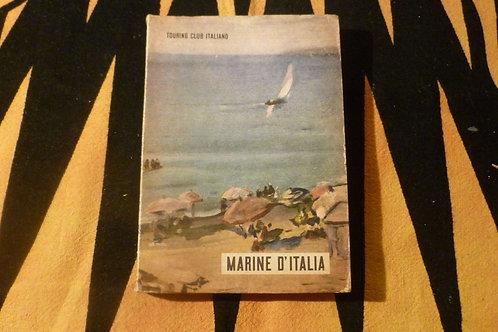 Touring Club Italiano - Marine d'Italia - 1951