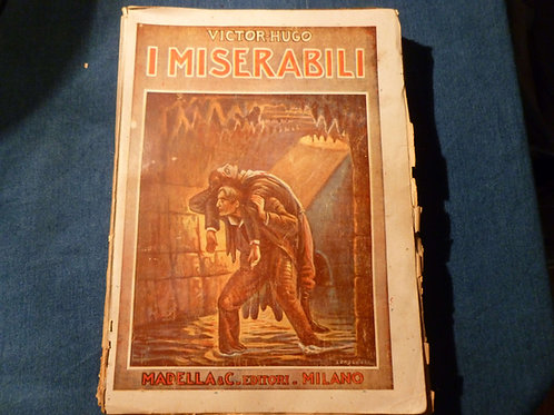 V. Hugo - I Miserabili - 1931