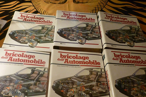 De Agostini ed. - Bricolage dell'automobile - 1987