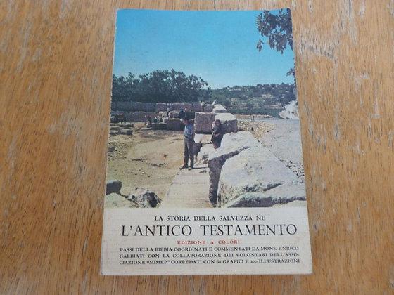 E. Galbiati - La storia della salvezza ne l'Antico Testamento - 1969