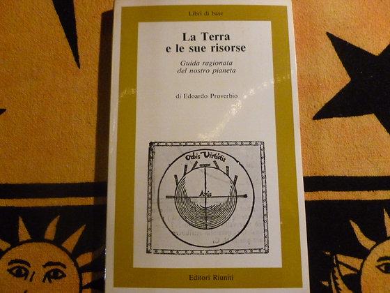 Edoardo Proverbio - La terra e le sue risorse - 1983