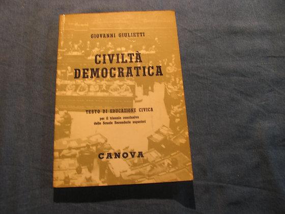Giovanni Giulietti - Civiltà democratica - 1964