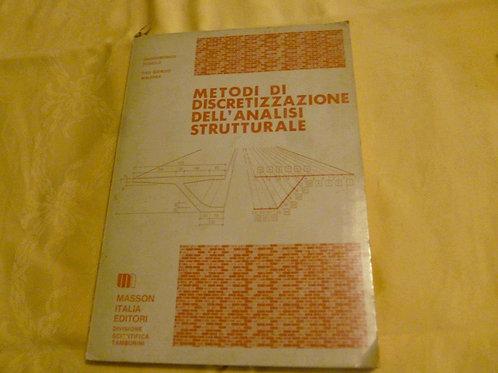Toniolo - Malerba - Metodi di discretizzazione dell'analisi strutturale - 1981