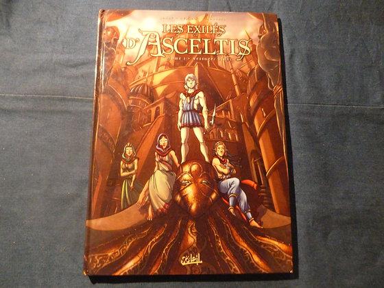 AA.VV. - Les Exilès d'Asceltis tome 1 - 2007