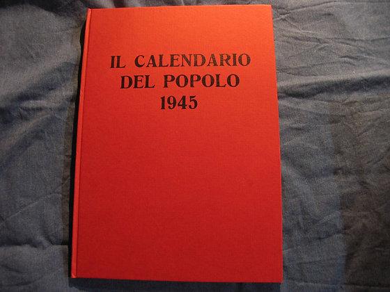 Direzione del Partito Comunista Italiano - Il calendario del popolo - 1945