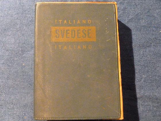 G. Gariff, F. Bassoli - Dizionario italiano svedese - 1985