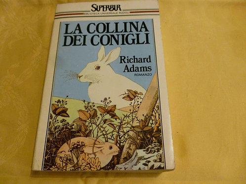 R. Adams - La collina dei conigli - 1989