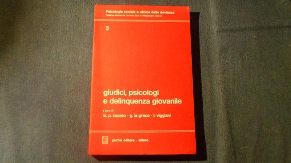 AA.VV. - Psicologia sociale della devianza - 1/2/3/4 - 1981/1982