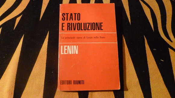 Lenin - Stato e rivoluzione - 1970