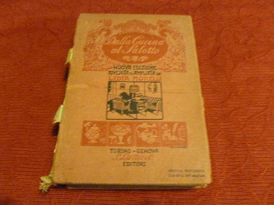 L. Morelli - Dalla cucina al salotto - 1927
