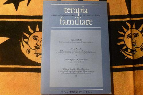 AA.VV. - Terapia familiare - 1991