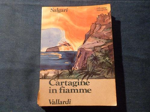 E. Salgari - Cartagine in fiamme - 1973