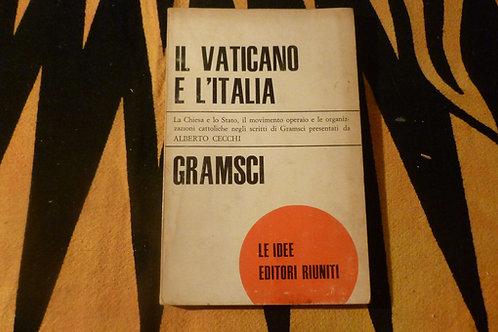 A. Gramsci - Il vaticano e l'Italia - 1967