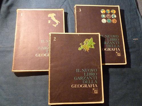 AA.VV. - Il nuovo libro Garzanti della Geografia - 1982 - completo
