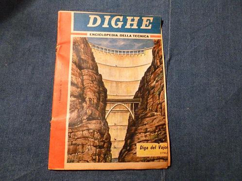 AA.VV. - Enciclopedia della tecnica - Dighe - 1962