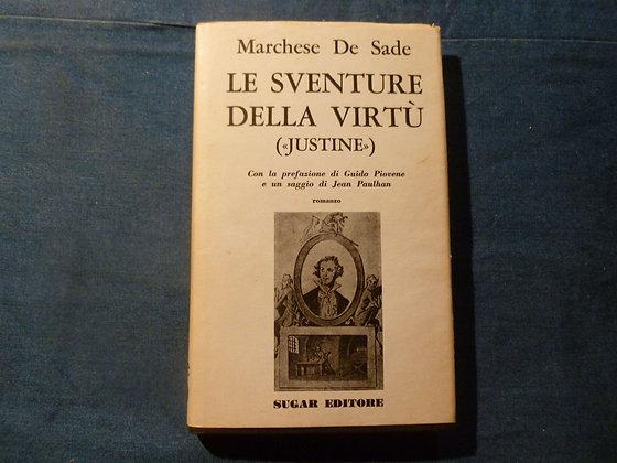 De Sade - Le sventure della virtù (Justine) - 1967