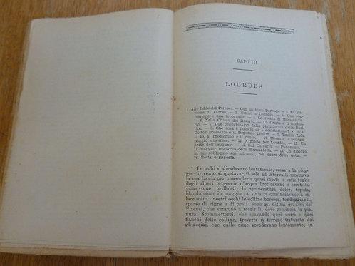 G. Bonomelli - Un Autunno in Occidente - 1914