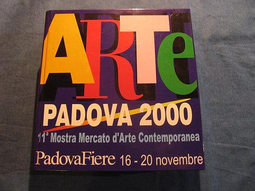 AA.VV. - Arte Padova 2000 - catalogo XI edizione - 2000