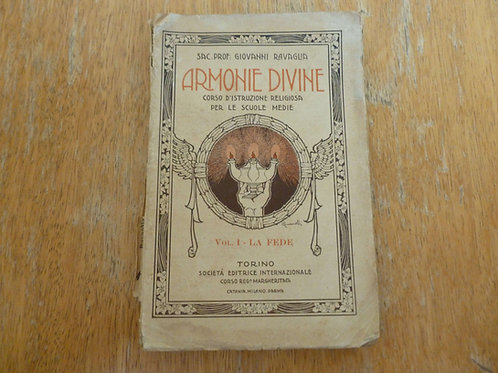 G. Ravaglia - Armonie divine - 1926