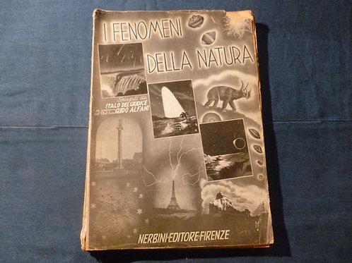 I. Del Giudice - I fenomeni della natura - 1939