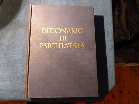 A. Porot - Dizionario di Psichiatria - 1970