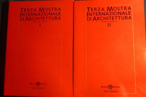 AA.VV. - Terza mostra internazionale di architettura - 1985
