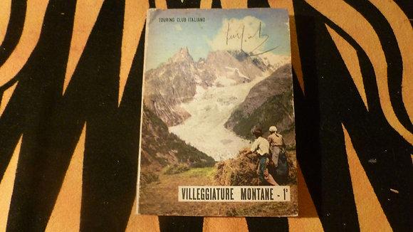 AA.VV. - Villeggiature montane Vol.1 - 1952