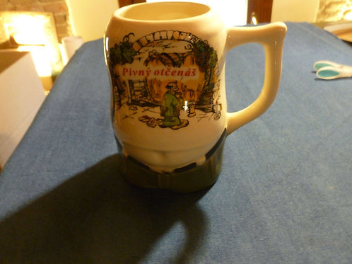 Boccale da birra in ceramica