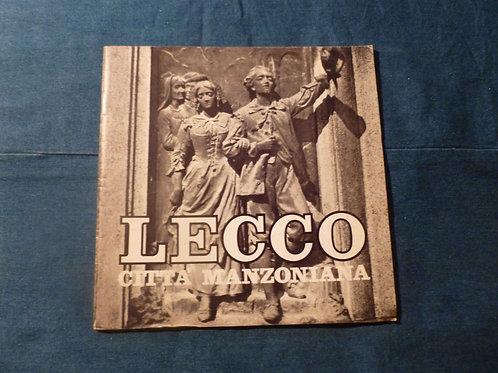 AA.VV. - Lecco città Manzoniana - 1985