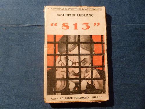 "M. Leblanc - ""813"" - 1920"
