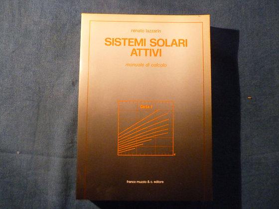 Renato Lazzarin - Sistemi solari attivi - 1981