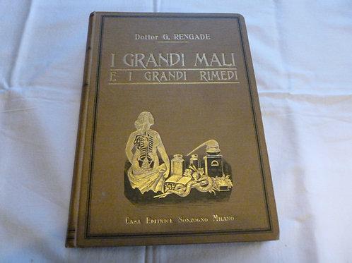 G. Rengade - I grandi mali e i grandi rimedi - 1929