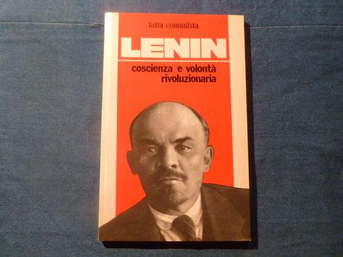 Lenin - Coscienza e volontà rivoluzionaria - 1984