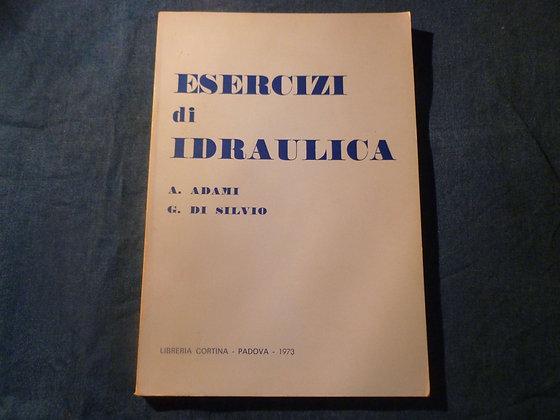 A. adami - G. di Silvio - Esercizi di idraulica - 1973