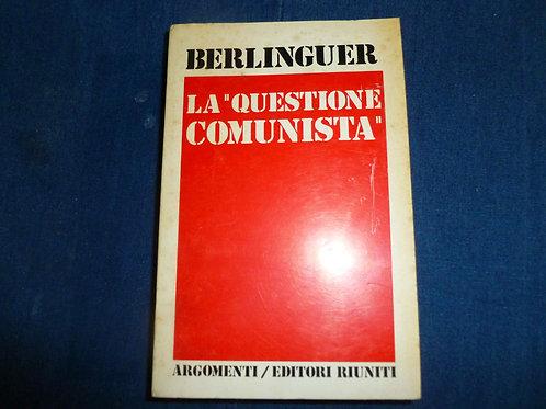 Berlinguer - La questione comunista - 1975