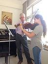 Yeşilköy Müzik Atölyesi - Keman dersleri
