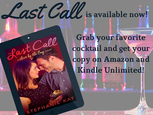 Last Call is LIVE!