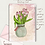 Thumbnail: Mothers Day, Tulips, Bouquet, Mom| Printable, Instant Download, Card