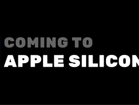 Apps Coming to Apple Silicon